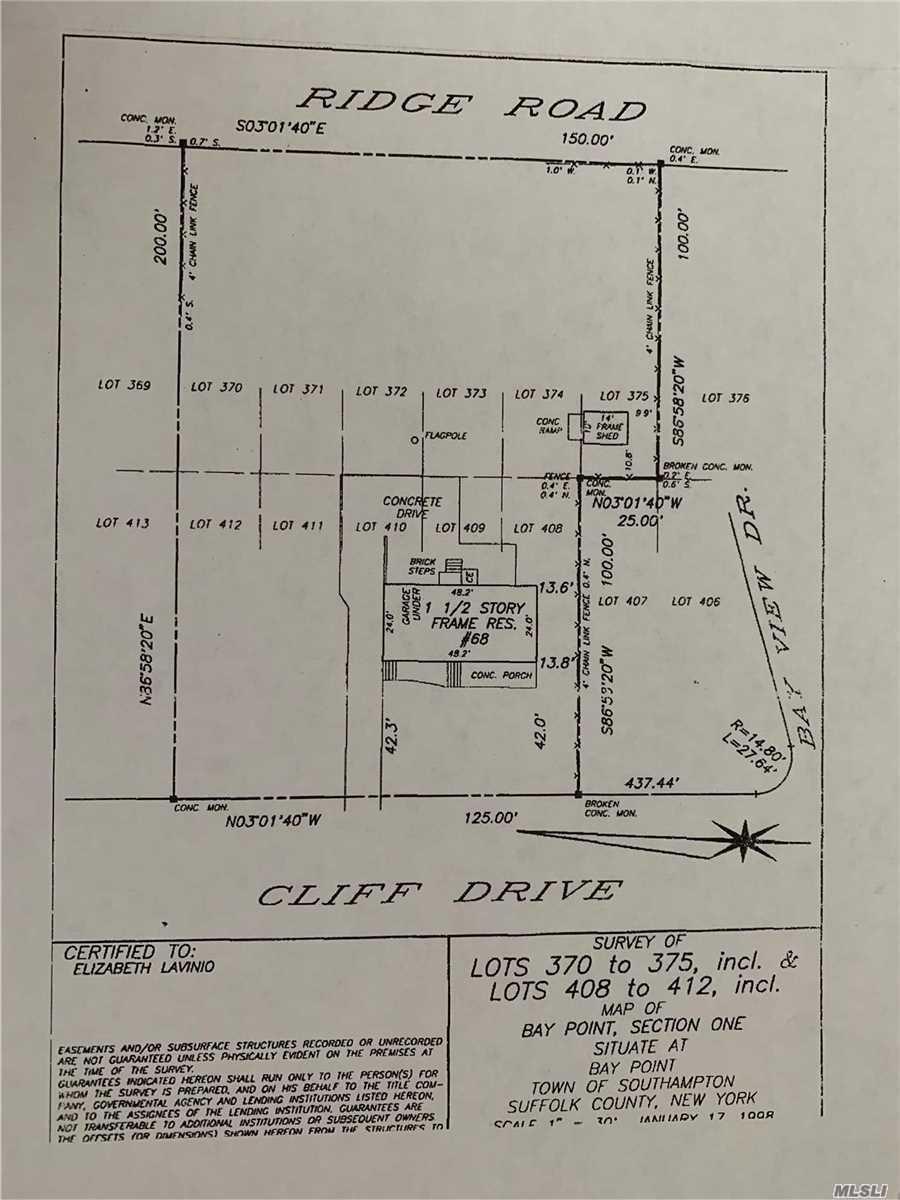 68 Cliff Dr Sag Harbor, NY 11963