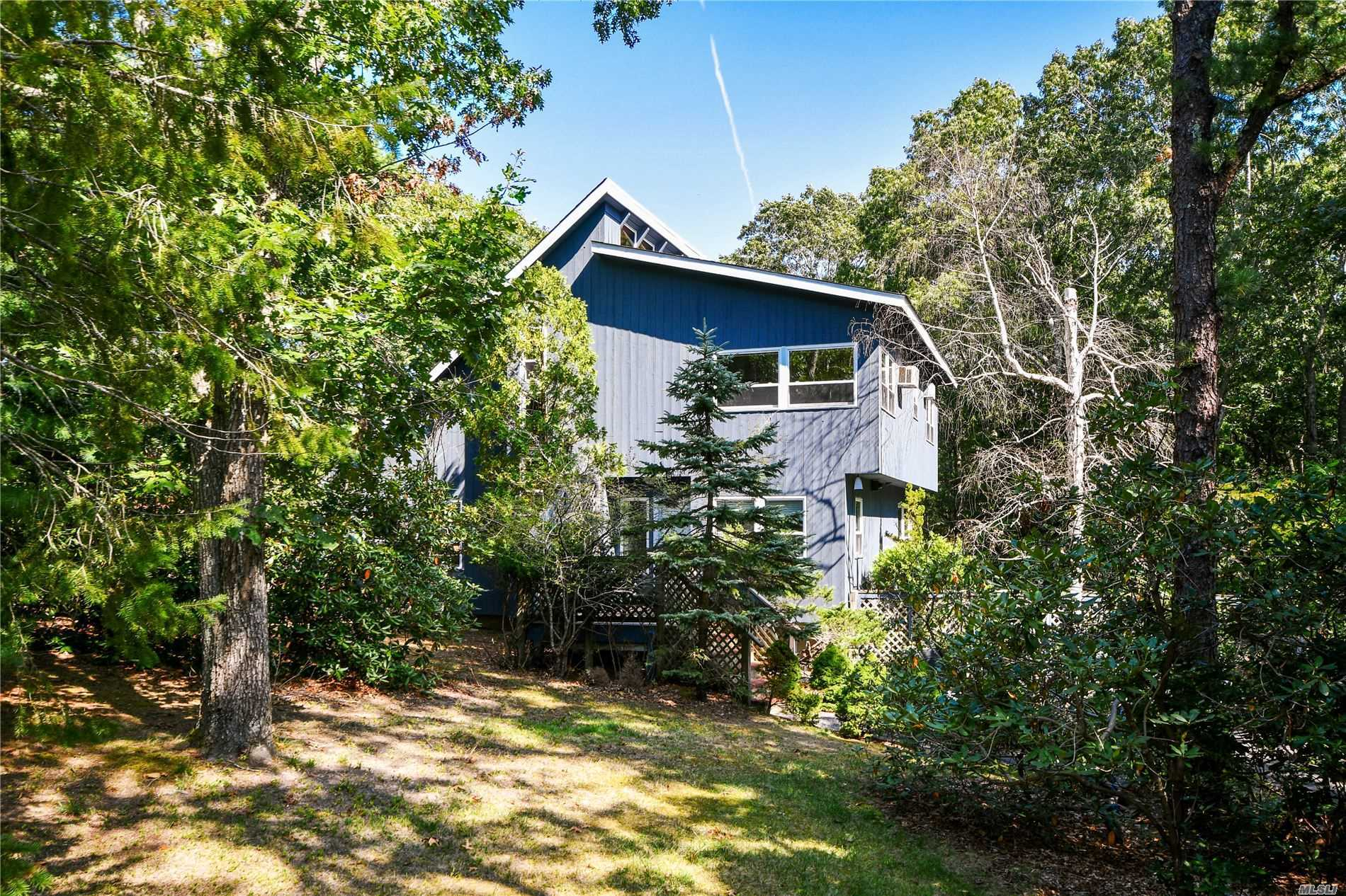36 Old Trail Rd Water Mill, NY 11976