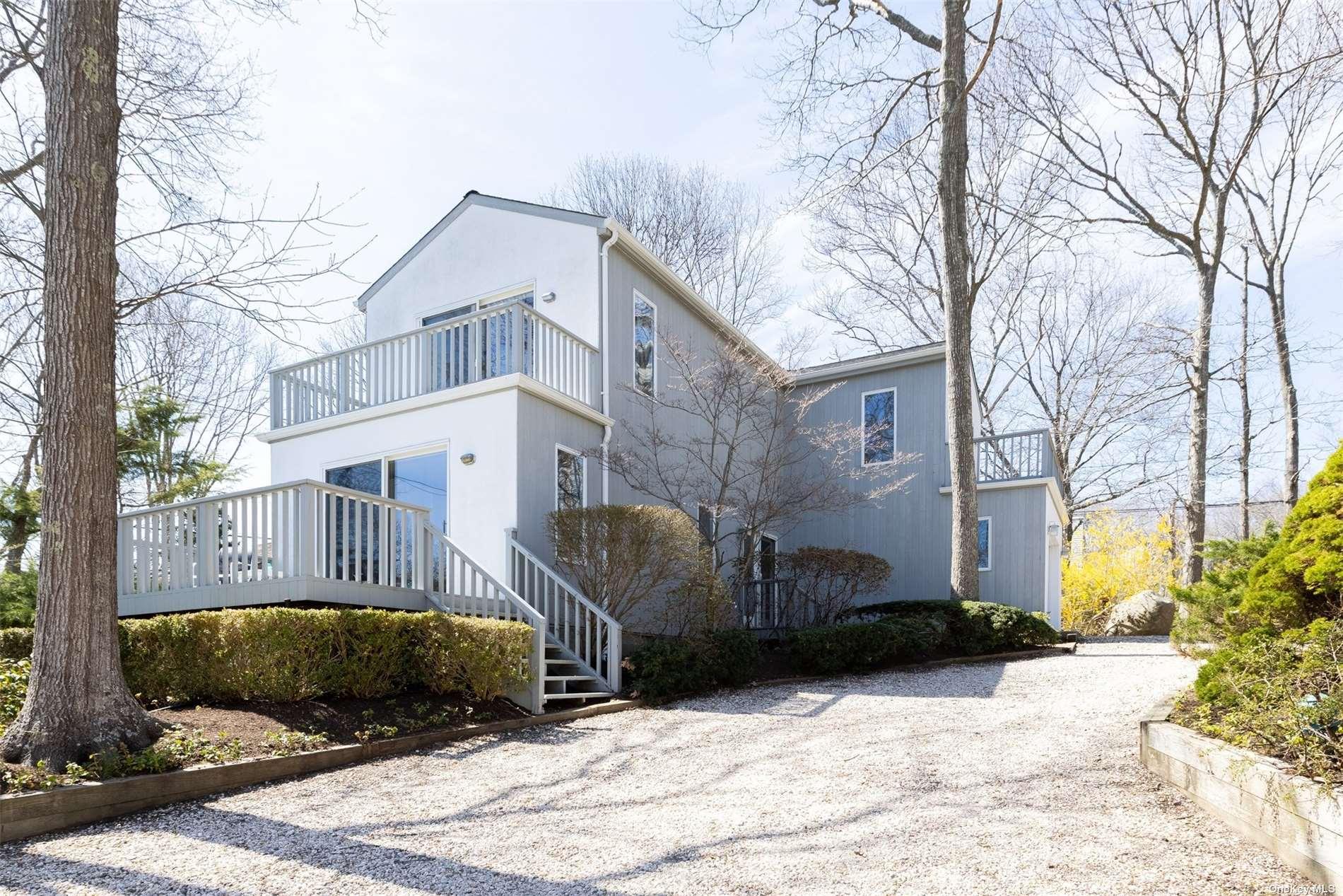 66 Gardiners Bay Drive, Shelter  Shelter Island, NY 11964