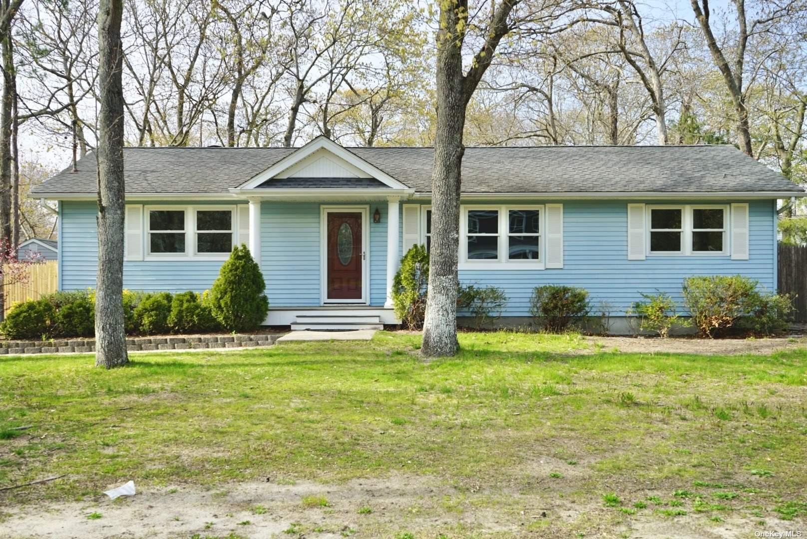 40 Indian Avenue, Flanders, NY 1 Southampton, NY 11901